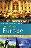 First-Time Europe, Louis CasaBianca, 1843530457