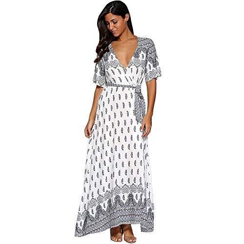 Buy belted paisley dress - 2