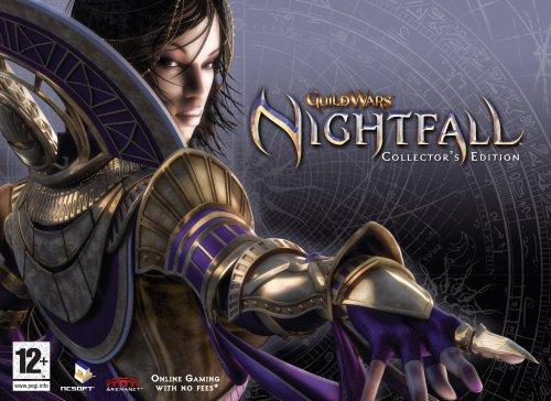 Nightfall Collectors - Guild Wars Nightfall (Collector's Edition)