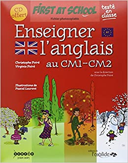 Amazon Fr Enseigner L Anglais Au Cm1 Cm2 Cd Audio Viriginie