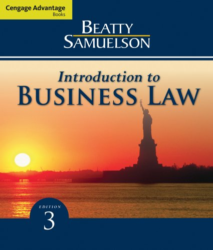 Bundle: Introduction to Business Law, 3rd + Business Law Digital Video Library Printed Access Card