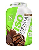NutraKey ISO Optima Chocolate Swirl Protein Supplements, 5-Pound For Sale