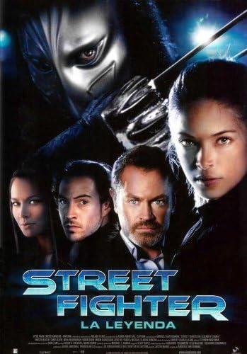 Amazon Com Street Fighter The Legend Of Chun Li Movie Poster 27