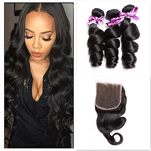 Brazilian-Loose-Wave-Virgin-Hair-3-Bundles-Or-4-Bundles-with-Closure-Free-Part-Unprocessed-Human-Hair-Weave-Bundles-with-Closure