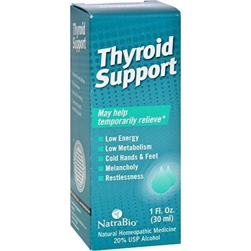 Natra Bio Thyroid Liq Support ()