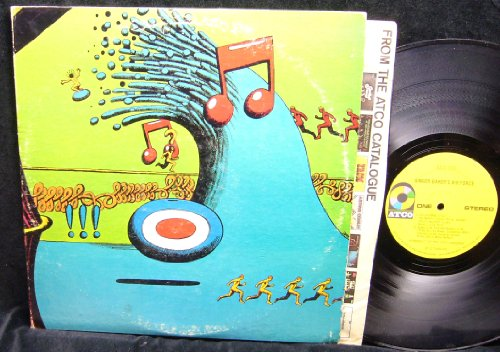 Price comparison product image Ginger Baker's Air Force (USA 1st pressing double vinyl LP)