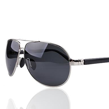 Lunettes de soleil pour homme/lunettes polarisées/Miroir grenouille/Miroirs de conduite-C 1rolSi