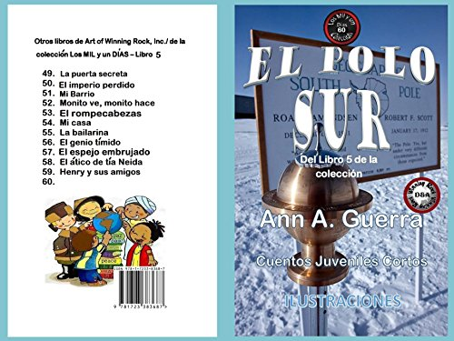 El Polo Sur: Cuento No. 60 (Spanish Edition) by [Guerra,