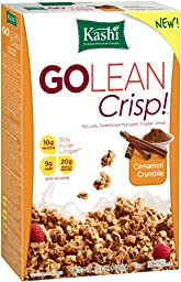 Kashi GOLEAN Cinnamon Crisp Cereals, 14-Ounce (Pack of 4)