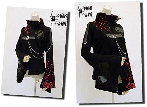 Punk Rave - Chaqueta - para mujer negro