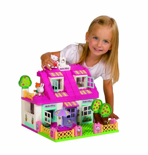 plan maison hello kitty lego