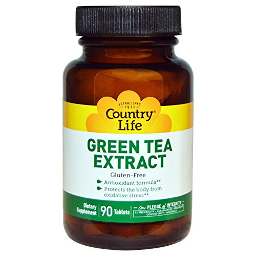 country life green tea extract - 1