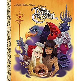 The Dark Crystal (Little Golden Book)