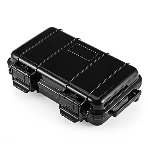 Weituoli Lodestar Caja antichoque a Prueba de Golpes Caja Impermeable de plástico con Caja de Almacenamiento Flotante con...