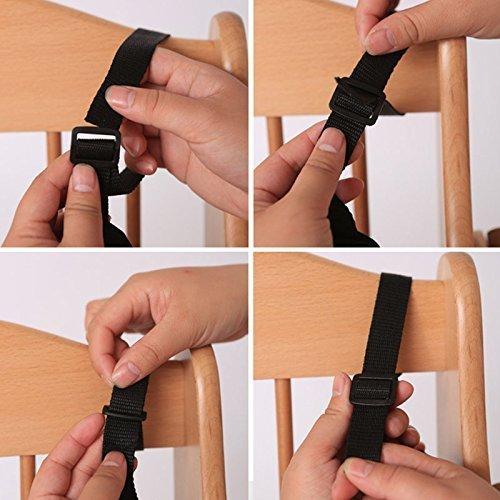 Cintur/ón de Seguridad del Beb/é con 5 puntos para Cochecitos Silla