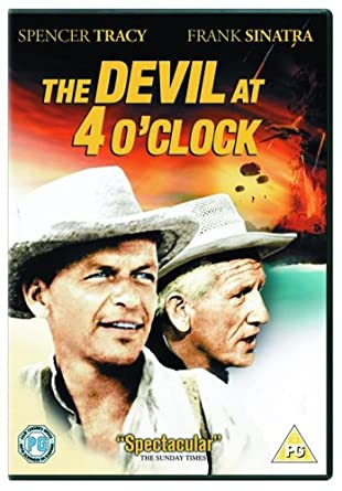 Amazon.com: The Devil at 4 O'clock [Import anglais]: Movies & TV
