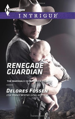 book cover of Renegade Guardian