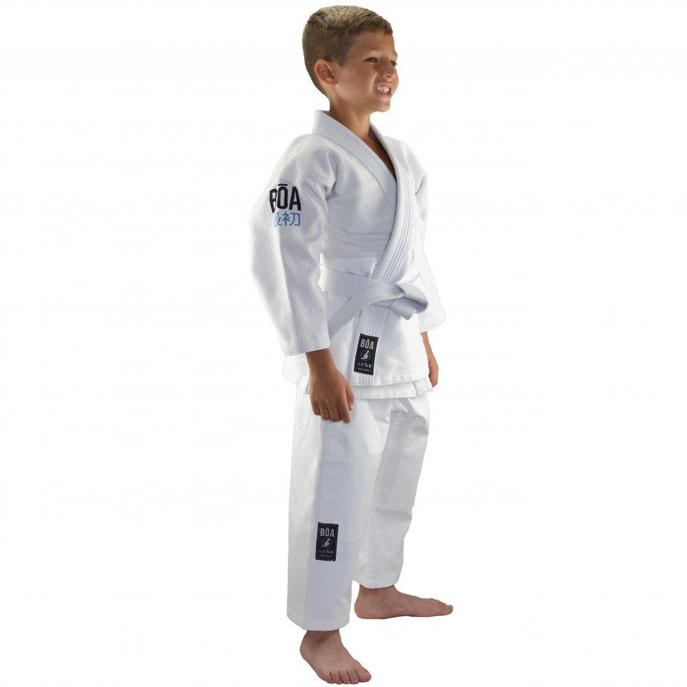 Judogi Bõa Saisho 2.0 Bambino - Bianco, 130