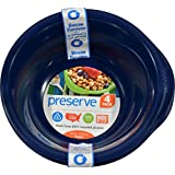 Preserve Everyday Bowls 4Ct/Blue