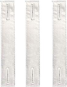 KliSa Krawatten-Halter - The Tie Thing - Die unsichtbare & dezente Krawattennadel! - 3er Pack