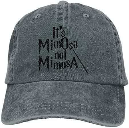 56df55a3 It's Mimosa NOT Mimosa Adult Dad Hat Baseball Hat Vintage Washed Distressed  Cap