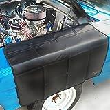 "Premium 24"" X 32"" Magnetic Fender Cover Gripper Automotive Mechanic Work Mat By OCM"