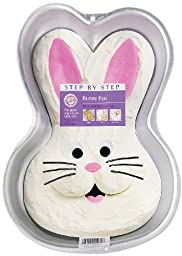 Wilton Step-by-Step Bunny Pan
