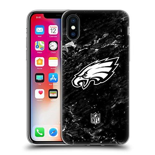 2017/18 Philadelphia Eagles Soft Gel Case for iPhone X/iPhone Xs ()