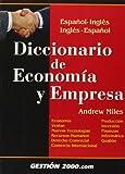 Diccionario de Economia y Empresa, Andrew Miles and Andrew David Miles Paolucci, 8480886943