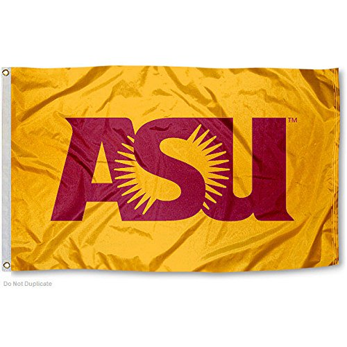 Arizona State University ASU 3x5 Flag