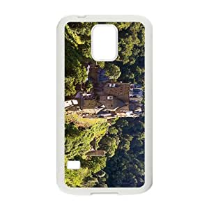 Germany Castle Hight Quality Case for Samsung Galaxy S5 by runtopwell