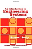 Introduction to Engineering Systems 9780080168210