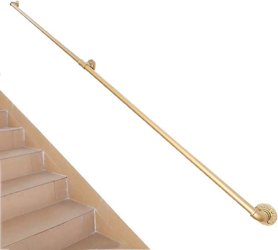 Pasamanos Escalera Loft interior y exterior Barandilla Barandilla Corredor pared de la escalera barandilla de seguridad Soporte antideslizante de la manija Equilibrio Assist escalera Barra de sujeción: Amazon.es: Hogar