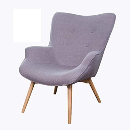 Superior XINGPING Nordic Single Sofa Chair Modern Minimalist Small Apartment Casual  Tiger Chair Bedroom Balcony Lazy Small