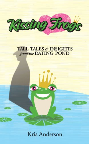 Book: Kissing Frogs by Kristi C Anderson
