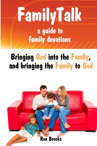 FamilyTalk: a guide to family devotions: Amazon.es: Brooks ...