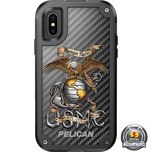 Limited Edition Pelican Shield Case for iPhone X/Xs (5.8
