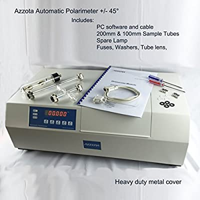 Automatic Polarimeter +/-45° by Azzota