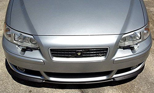 Front Bumper Spoiler Lip In CUPRA R Design For Audi A4 S4 RS4 A6 S6