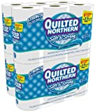 Quilted Northern Soft and Strong, Double Rolls, (4 packs of 6 double rolls) 24 total count by Quilted Northern Bild