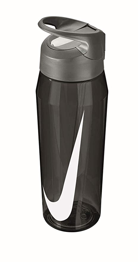 e71c8912fe78 Amazon.com   Nike TR Hypercharge 24 oz Straw Bottle (Anthracite Grey ...