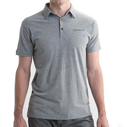 Tesla Motors Men's Model X Polo Shirt - Models Polo Male