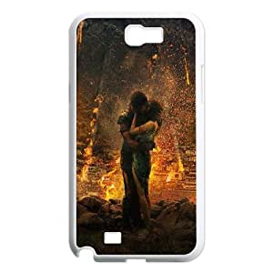 Pompeii Movie Samsung Galaxy N2 7100 Cell Phone Case White phone component AU_579083