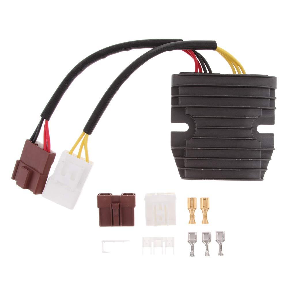 XLV1000 2003-2010 Spannung Regler Gleichrichter für Auto XL1000V VARADERO