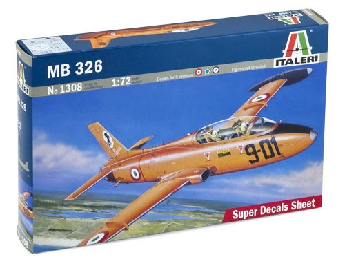 Italeri Models Aermacchi MB-326 Kit for sale  Delivered anywhere in USA