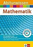 Klett Abiturwissen Mathematik: für Oberstufe und Abitur, mit Lern-Video online