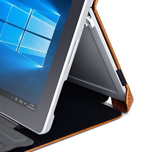 how to put nvs folio on surface pro4