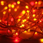 Red, orange & yellow LED Christmas /H...