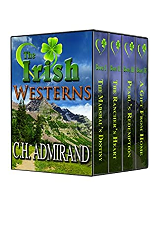 book cover of The Irish Westerns Boxed Set