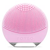 FOREO LUNA go Portable and Personalized Facial Cleansing Brush for Normal Skin